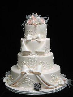Awesome! Elaborate Wedding Cakes by Freeds Bakery Las Vegas