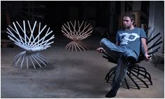 Nest Chair by Markus Johansson 3