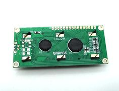 Smart Electronics LCD Module Display Monitor 1602 5V Yellow Green Screen And White Code for arduino UNO 2560 Raspberry PI Board