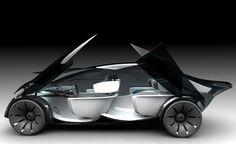Futuristic Luxury Car | Mercedes Benz