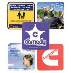 Customised Beer Coaster Min 1000 - Wine & Beer - Branded Tableware - HCL-C3A1 - Best Value Promotional items including Promotional Merchandise, Printed T shirts, Promotional Mugs, Promotional Clothing and Corporate Gifts from PROMOSXCHAGE - Melbourne, Sydney, Brisbane - Call 1800 PROMOS (776 667)