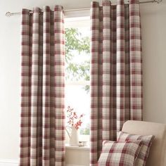 Wide range of pencil pleat and eyelet curtains from Dunelm. All curtain accessories such as net curtains and bead panel curtains as well as curtain poles and fitting available for home delivery. Types Of Curtains, Net Curtains, Cool Curtains, Curtains For Sale, Curtains Dunelm, Dining Room Curtains, Blackout Eyelet Curtains, Curtain Accessories, Home Decor Ideas