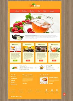 Real as Life Itself – Skeuomorphism Tea Shop WordPress Theme - See more at: http://www.bloggersideas.com/dont-worry-be-happy-with-22-wordpress-templates-in-sunny-colors/#sthash.yKttOfHy.dpuf