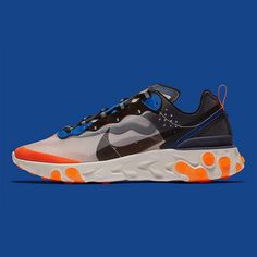 "premium selection fab19 d20d0 Highsnobiety Sneakers HSKicks on Instagram ""nikes wildly popular React  Element 87 is dropping in 2 new colorways. One of the colorways has been ..."