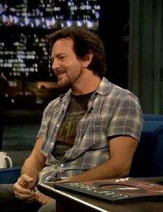 Eddie Vedder @ The Late Night Show with Jimmy Fallon