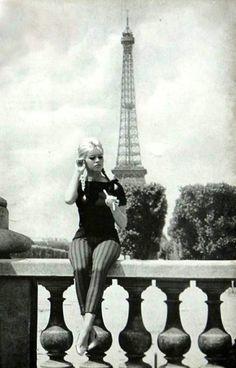 BB in Paris....
