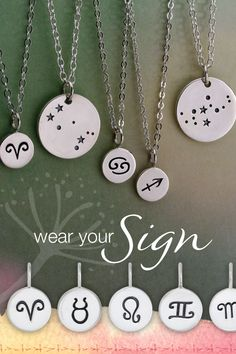 If the stars are your go-to guide, this is your go-to necklace. Cute Jewelry, Metal Jewelry, Jewelry Crafts, Jewelry Art, Jewelry Accessories, Cork Crafts, Homemade Jewelry, Polymer Clay Crafts, Stamped Jewelry