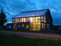 Preview Bio-Solar-House příklad, dřevěný dům 11545