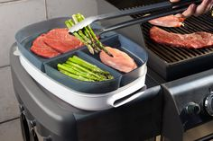 Grab and go grilling caddy | 20 Grilling Gadgets