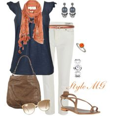Cute and comfortable for spring/summer    http://www.polyvore.com/cute_comfortable_for_spring_summer/set?id=48217301