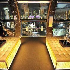 Champagne VIP Lounge