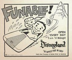 Disneyland is FUNABLE!