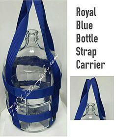 Bottle Strap Carrier (6GAL, Royal Blue) The Water Lady https://www.amazon.com/dp/B00TEU9HRY/ref=cm_sw_r_pi_awdb_x_WFxwybPGBR5J5