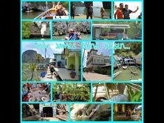 "Khao Lak - Thailand: Diashow Tour mit Tiger ""Phang Nga Bucht, mit James... Parks, Thailand, Hotels, Khao Lak, Strand, Tigers, City, Holiday, Temples"