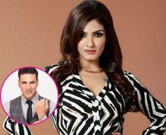 Ex – lovers Akshay Kumar and Raveena Tandon all set to reunite – read details #FansnStars