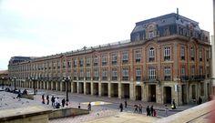 Edificio de la Alcaldía Mayor de Bogotá  Palacio de Liévano  Bogotá