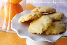 {See Jane in the kitchen: Orange Cookies} @Tammy Walker These are the cookies I told you about the other day! :)