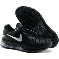 the latest 27366 79ce5 Buy Closeout 2014 New Nike Air Max 2013 New Style Womens Shoes Black Silver  Cheap from Reliable Closeout 2014 New Nike Air Max 2013 New Style Womens  Shoes ...