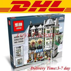 Cheap block bricks, Buy Quality dhl lepin directly from China green grocer…