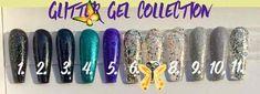 glitter nails -stiletto Press on Nails - False Nails - Stick on coffin Nails  - Glue on Nails - Full cover False Nails - Long Fake Nails Coffin glitter nails stiletto Press on Nails False Nails | Etsy<br> Stick On Nails, Glue On Nails, My Nails, Loose Glitter, Glitter Gel, Stiletto Nails, Coffin Nails, Nail Shapes Squoval, Nail Sizes