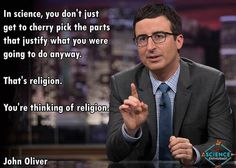 cherrypicking in religion