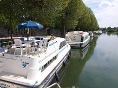 Nuestros barcos en Charente