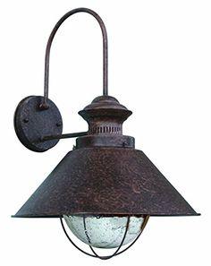 Faro 71128 - NÁUTICA-P Lampada da parete marrone ossido