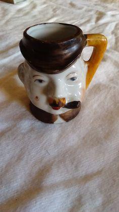 Vintage Toby Mug by HandMVintageShoppe on Etsy