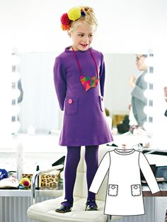 Picture Perfect: 8 New Kids Sewing Patterns – Sewing Blog | BurdaStyle.com