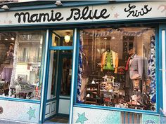 9th - De Maigret singled out vintage boutique Mamie Blue as proof that hipster boutiques haven't entirely infiltrated the quartier.