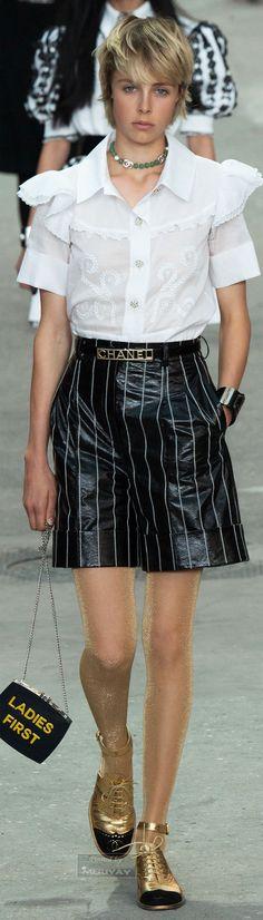 Chanel.Spring 2015.