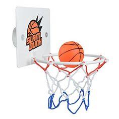 Milkee Mini Panier de Basket Bureau Tableau Adulte Enfant Jeux de Tir Loisir Sport Basketball: 1.Arrêtant votre ennui au travail et donnant…