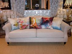 Have you seen the fantastic cushions we have from Jessica Zoob?