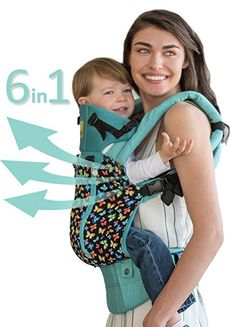 Walkabout Baby Sling Ring Carrier Pouch Newborn to Toddler Premium Cotton 5 in 1