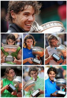 Rafa. Tennis. 7 RG