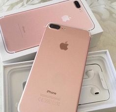 amazing, iphone 7 rose gold, and apple image Apple Iphone, Iphone 6, Coque Iphone, Iphone 7plus Rose Gold, Iphone 7 Plus Colors, Apple Coque, Apple Images, Accessoires Iphone, Iphone Cases Cute