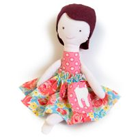 Free Tooth Fairy Doll Pattern and Tutorial