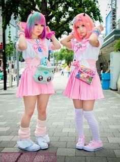 double cute