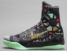 "Nike Basketball 2014 NBA All-Star Game ""NOLA Gumbo League"" Pack"