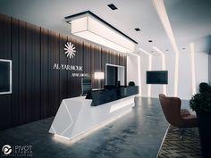 APARTMENTS RECEPTION – RIYADH by Mahmoud Keshta | Architecture | 3D | CGSociety