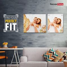Acrylic & canvas printing both having advantages & disadvantages, depending on their use. Acrylic Photo Prints, Print Your Photos, Acrylic Canvas, New Print, Photo Canvas, Your Perfect, Custom Photo, Bold Colors, Decor Styles