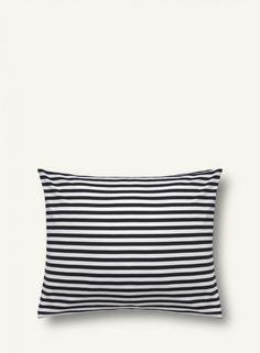 Tasaraita -tyynyliina 50x60 cm
