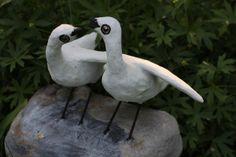 Veijo Rönkkösen Patsaspuisto, Parikkala Outsider Art, The Outsiders, Bird, Animals, Animales, Animaux, Birds, Animal, Animais