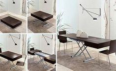 mesa de centro que se convierte en mesa de comedor - Buscar con Google