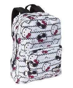 HK |❣| HELLO KITTY Loungefly Shades Backpack
