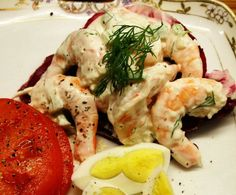 Moveable Feasts: Ina First Fridays: Shrimp Salad