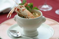 Seafood-Chowder- fresh and locally sourced gourmet food prepared by award-winning chefs for Connemara Equestrian Escapes guests Wine Recipes, Gourmet Recipes, Connemara, Fine Dining, Chowder, The Best, Catering, Seafood, Yummy Food