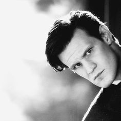 Matt Smith. This picture is freaking adorable.