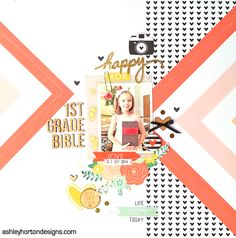 Ashley Horton Designs: Felicity Jane   1st Grade Bible