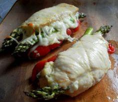 a800c74287bfdc6f42ac74d6ea60bddc 300x261 Stuffed chicken breasts   Healthy Low Calories Recipes